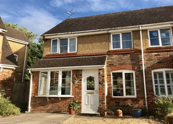 Thumbnail 4 bedroom semi-detached house for sale in Church View, Long Marston, Tring