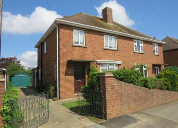 Maple Grove, March PE15. 3 bed semi-detached house