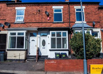 Thumbnail 2 bed terraced house to rent in Aylesford Road, Handsworth, Birmingham