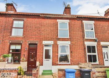 Thumbnail 2 bedroom terraced house for sale in Gertrude Road, Norwich