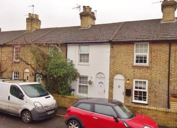 Thumbnail 2 bedroom terraced house for sale in Rochester Road, Aylesford