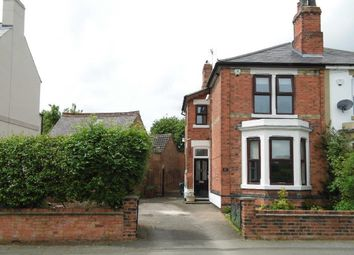 Thumbnail 4 bedroom semi-detached house to rent in Victoria Avenue, Ockbrook, Derby