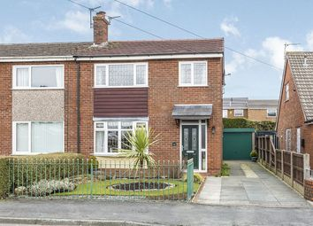 Thumbnail 3 bed semi-detached house for sale in Grange Drive, Hoghton, Preston