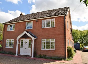 Thumbnail 4 bed detached house for sale in Main Street, Grasby, Barnetby