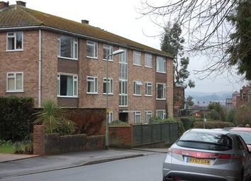 Thumbnail 2 bed flat to rent in Conway Court, Spicer Road, St Leonards, Exeter