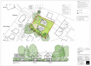 Thumbnail Land for sale in Woodlands Park, Stopples Lane, Hordle, Lymington
