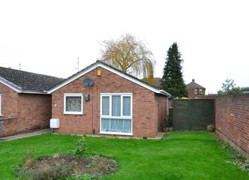 Thumbnail 2 bedroom detached bungalow for sale in Bythorn Way, Stanground, Peterborough