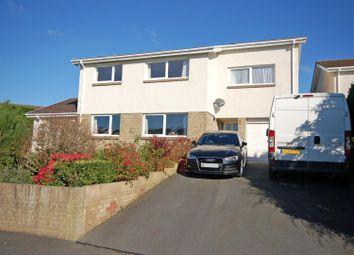 Thumbnail 4 bed detached house for sale in Cefn Esgair, Llanbadarn Fawr, Aberystwyth