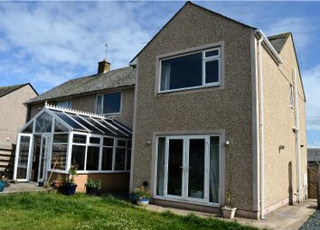 Thumbnail 5 bed semi-detached house for sale in Santon Way, Seascale