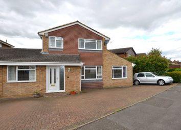 Thumbnail 4 bed link-detached house for sale in Porters Close, Deanshanger, Milton Keynes