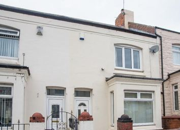 Thumbnail 3 bed terraced house for sale in Alnwicck Street, Newcastle Uponn Tyne