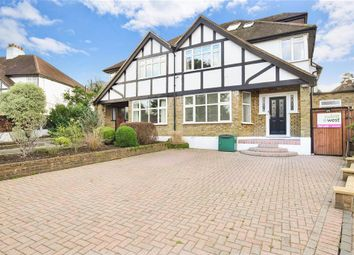 Thumbnail 4 bed semi-detached house for sale in Redstone Park, Redhill, Surrey