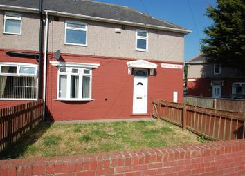 Thumbnail 2 bed terraced house to rent in Hawthorn Avenue, Thornaby, Stockton-On-Tees