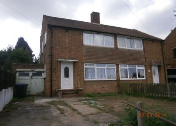 Thumbnail 3 bed semi-detached house to rent in Ashford Road, Canterbury