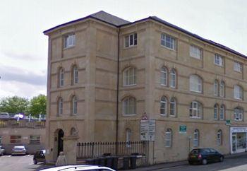 Thumbnail 1 bed flat to rent in Beaufort Mansions, 55-57 Stallard Street, Trowbridge