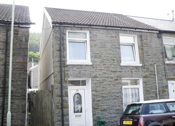 Thumbnail 2 bed flat for sale in Morgannwg Street, Trehafod, Pontypridd