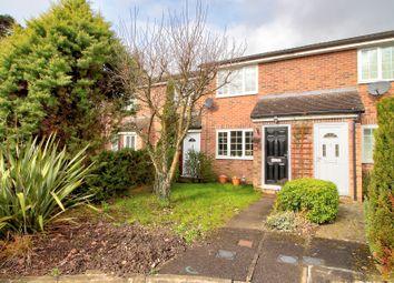 Thumbnail 2 bed terraced house for sale in Birchwood, Chineham, Basingstoke