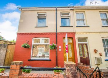 Thumbnail 2 bed end terrace house for sale in Market Street, Tongwynlais, Cardiff