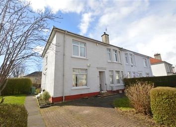 Thumbnail 2 bed flat for sale in Truce Road, Knightswood, Glasgow