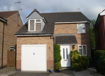 Thumbnail 3 bedroom property to rent in Barton Close, Ratby, Leicester