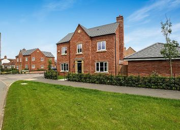 Thumbnail 4 bedroom detached house for sale in Eastcotts Road, Bedford
