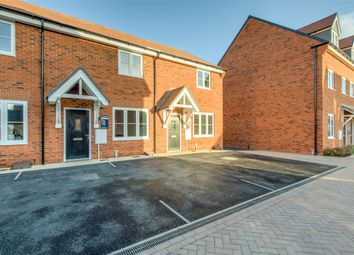 Thumbnail 2 bed terraced house for sale in New Build - Witney Road, Kingston Bagpuize, Abingdon.