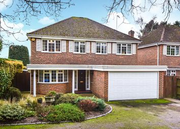 Thumbnail 5 bed detached house for sale in Woodham, Woking