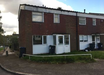 Thumbnail 2 bed end terrace house to rent in Cradley Croft, Handsworth, Birmingham