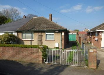 Thumbnail 2 bed bungalow for sale in Vicarage Lane, Wilstead, Bedford, Bedfordshire