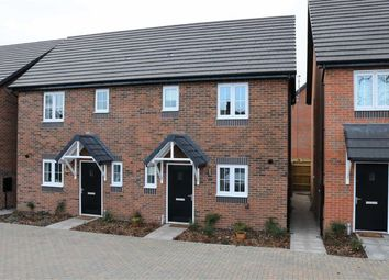 Thumbnail 2 bedroom semi-detached house to rent in Manor Grove, Stafford