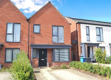 Thumbnail 2 bed town house for sale in Prince George Drive, Derby
