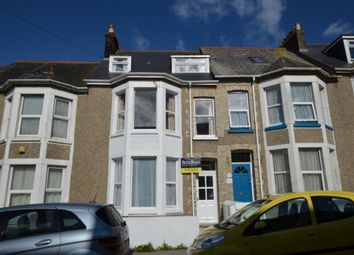 Thumbnail 6 bed terraced house for sale in Grosvenor Avenue, Newquay, Cornwall