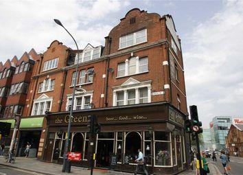 Thumbnail 2 bed flat to rent in Uxbridge Road, London
