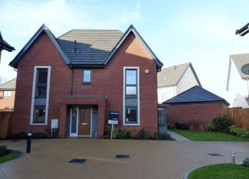 Thumbnail 4 bedroom detached house for sale in Wymondham Close, Monksmoor, Daventry