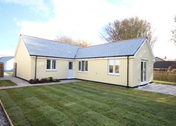 Thumbnail 3 bed bungalow for sale in Highfield Road, Camelford