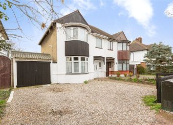 Thumbnail 3 bed semi-detached house for sale in Ashton Gardens, Chadwell Heath