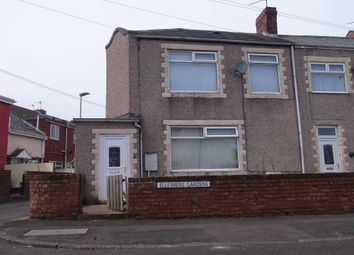 Thumbnail 2 bed terraced house for sale in Ellesmere Gardens, Choppington