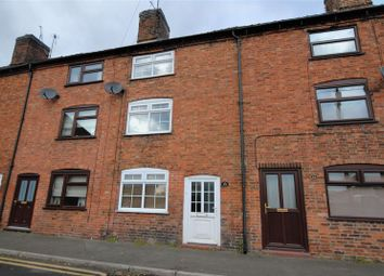 Thumbnail 3 bed terraced house for sale in Churnet Row, Rocester, Uttoxeter