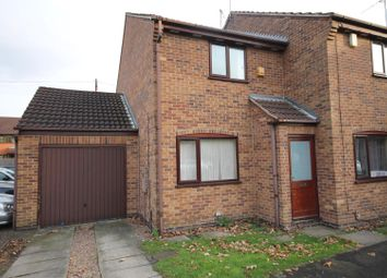 Thumbnail 2 bed town house for sale in The Friary, Nottingham