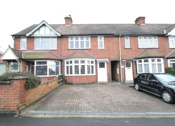 Thumbnail 3 bed terraced house to rent in Tudor Road, Hinckley