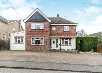 Thumbnail 4 bed detached house for sale in Belle Vue Road, Sudbury