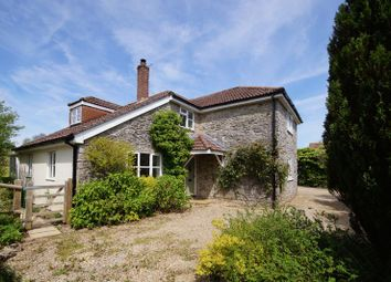 4 bed detached house for sale in Pelting Drove, Priddy, Wells BA5