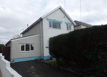 Thumbnail 4 bed detached house for sale in Trallwm Road, Llwynhendy, Llanelli