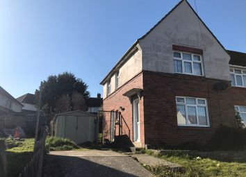 Thumbnail End terrace house for sale in Quebec Road, St. Leonards-On-Sea