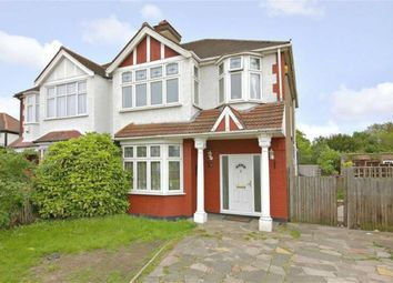 Thumbnail 3 bed semi-detached house for sale in Ridge Avenue, Winchmore Hill, London