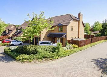 Thumbnail 5 bed detached house for sale in Selworthy, Furzton, Milton Keynes, Bucks