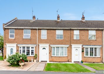 Thumbnail 2 bed terraced house for sale in Woodcote Avenue, Nuneaton