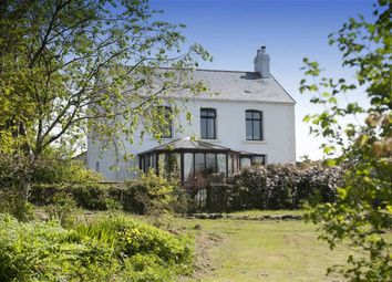Thumbnail 4 bed farmhouse for sale in Heol Las, Ynysmeudwy, Pontardawe