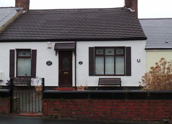 Thumbnail 2 bed terraced bungalow for sale in Spoor Street, Dunston, Gateshead