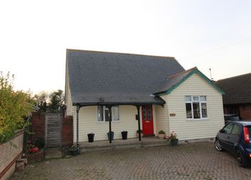 Thumbnail 4 bed detached house for sale in Spencer Road, Thorpe-Le-Soken
